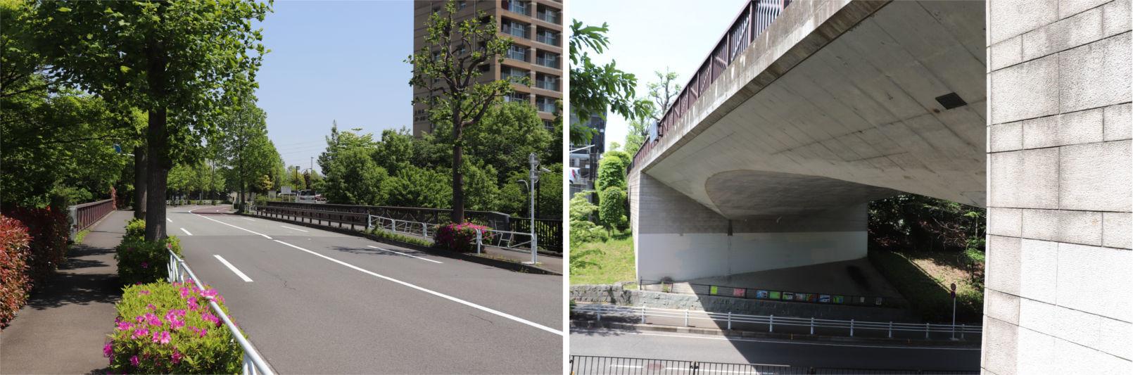 [多摩NTの橋ぜんぶ撮影PJ] No.36~40 上柚木公園周辺の橋_a0332275_02035172.jpg