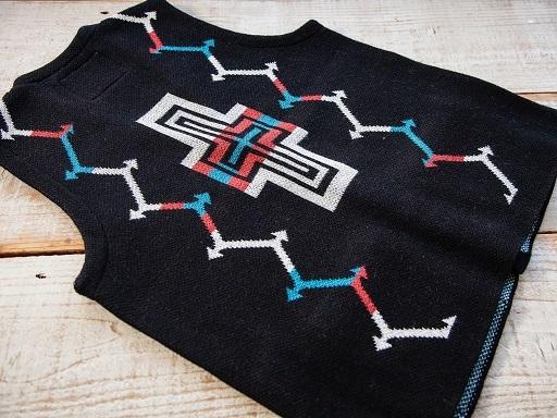 "JELADOより\""Santa Fe Vest \""新色のご紹介です!!_d0160378_21015940.jpg"