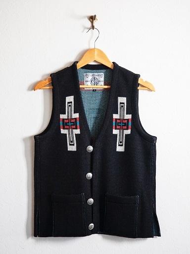 "JELADOより\""Santa Fe Vest \""新色のご紹介です!!_d0160378_21020903.jpg"