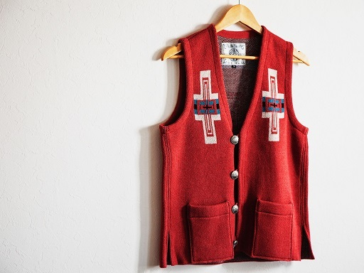 "JELADOより\""Santa Fe Vest \""新色のご紹介です!!_d0160378_21054627.jpg"