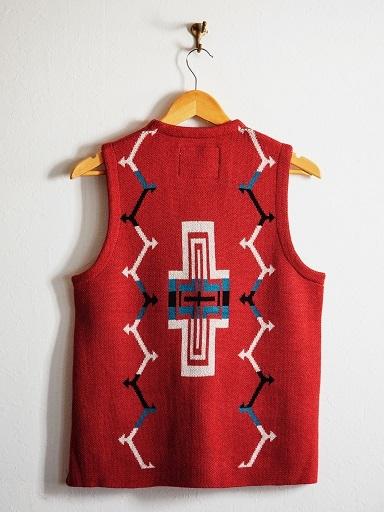 "JELADOより\""Santa Fe Vest \""新色のご紹介です!!_d0160378_21055861.jpg"