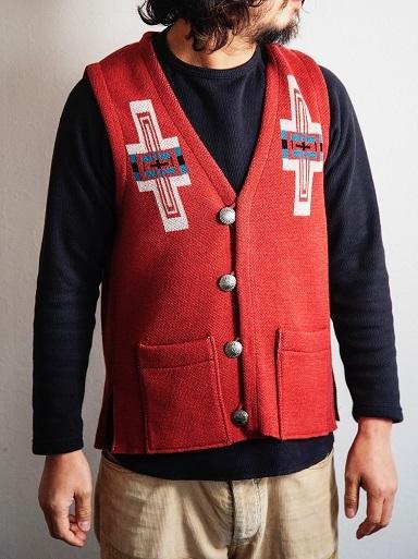 "JELADOより\""Santa Fe Vest \""新色のご紹介です!!_d0160378_21060207.jpg"