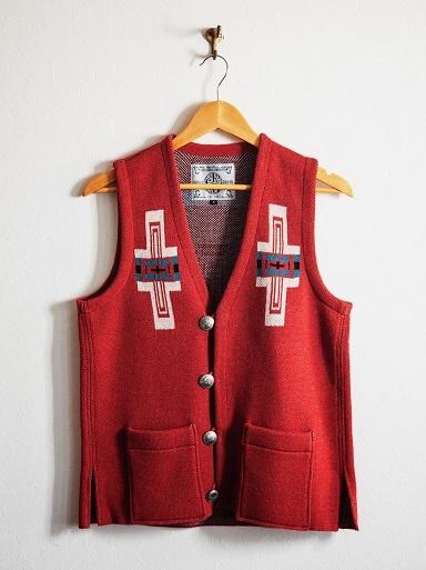 "JELADOより\""Santa Fe Vest \""新色のご紹介です!!_d0160378_21060236.jpg"