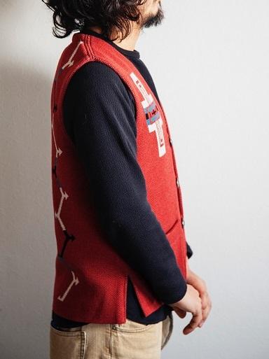 "JELADOより\""Santa Fe Vest \""新色のご紹介です!!_d0160378_21060273.jpg"