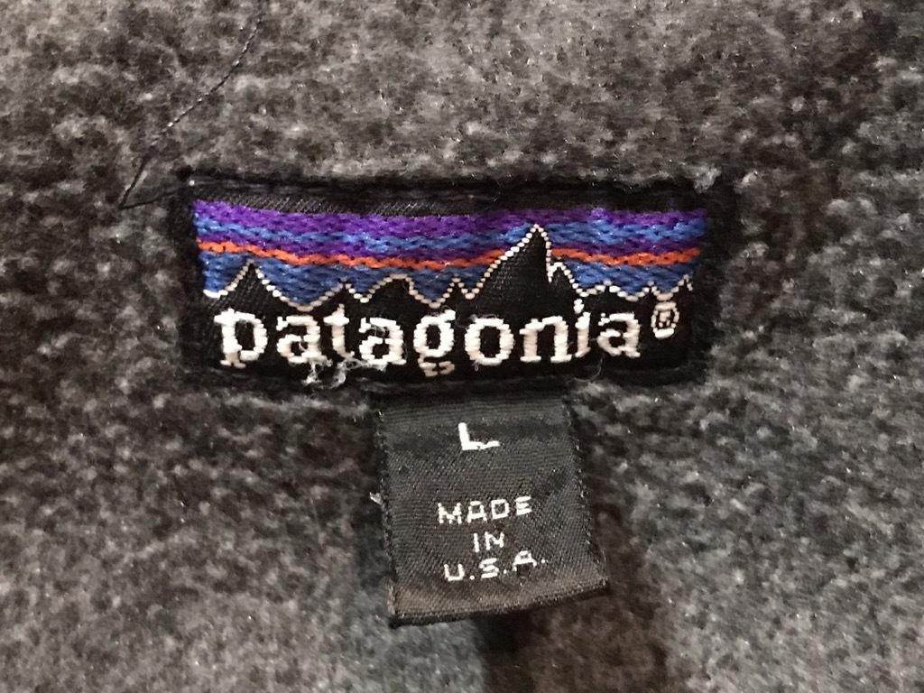 マグネッツ神戸店 2/2(土)Superior入荷! #3 Patagonia Fleece Item!!!_c0078587_16503412.jpg