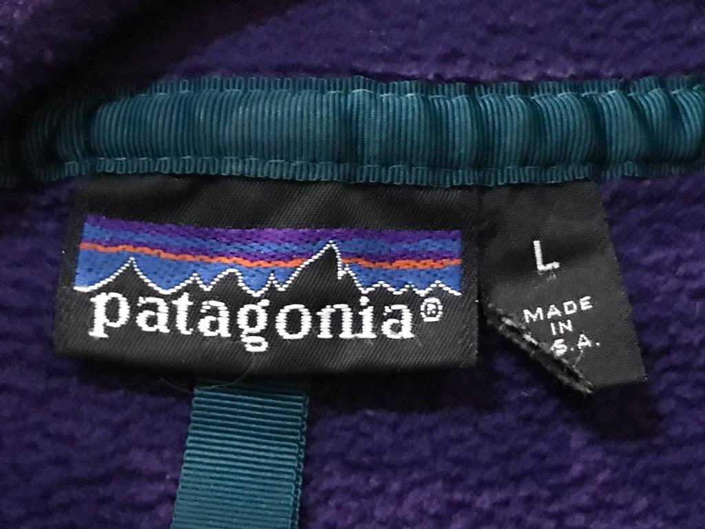 マグネッツ神戸店 2/2(土)Superior入荷! #3 Patagonia Fleece Item!!!_c0078587_16563400.jpg