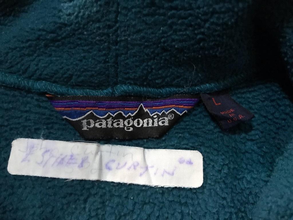 マグネッツ神戸店 2/2(土)Superior入荷! #3 Patagonia Fleece Item!!!_c0078587_16593596.jpg