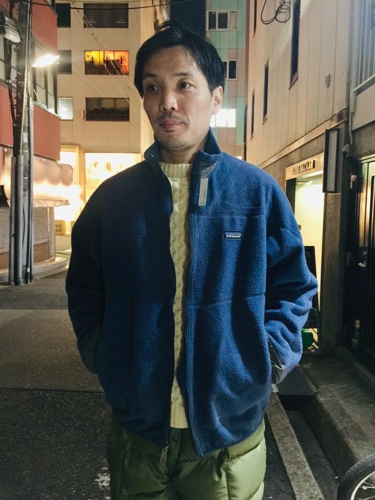 マグネッツ神戸店 2/2(土)Superior入荷! #3 Patagonia Fleece Item!!!_c0078587_19025647.jpg