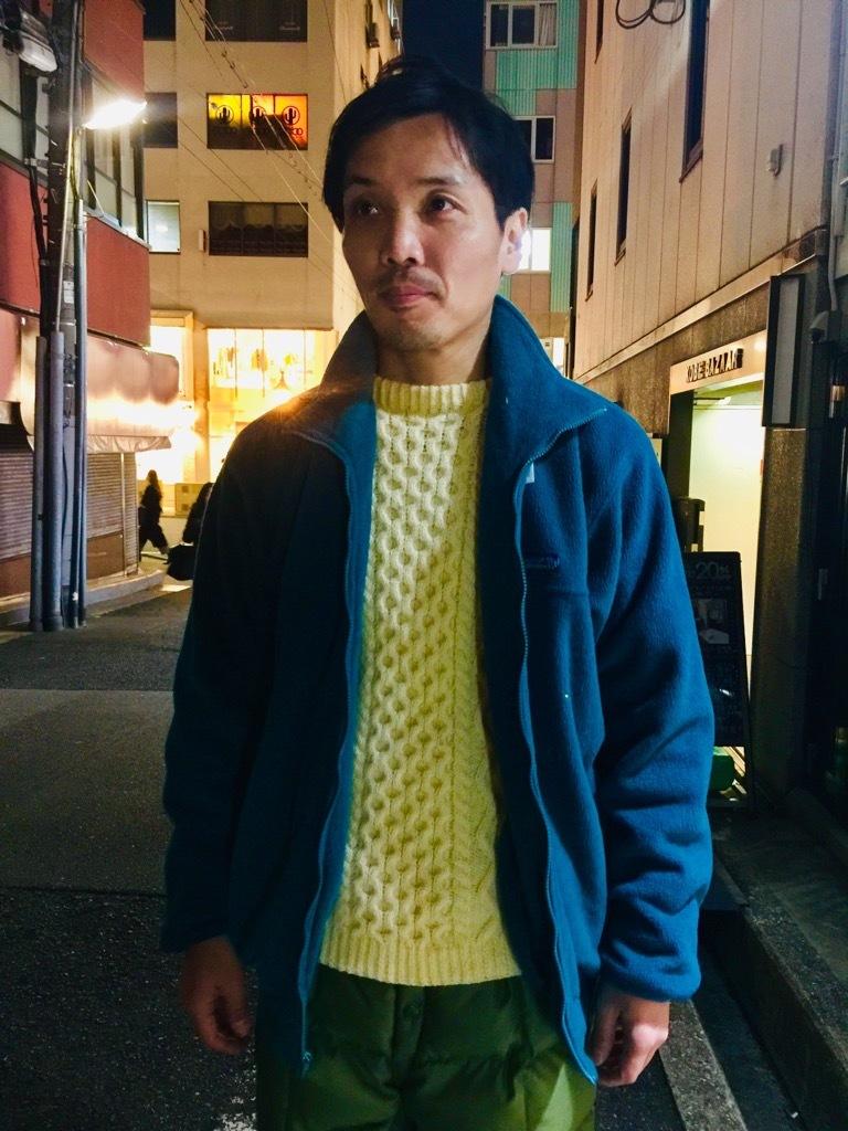マグネッツ神戸店 2/2(土)Superior入荷! #3 Patagonia Fleece Item!!!_c0078587_19025690.jpg