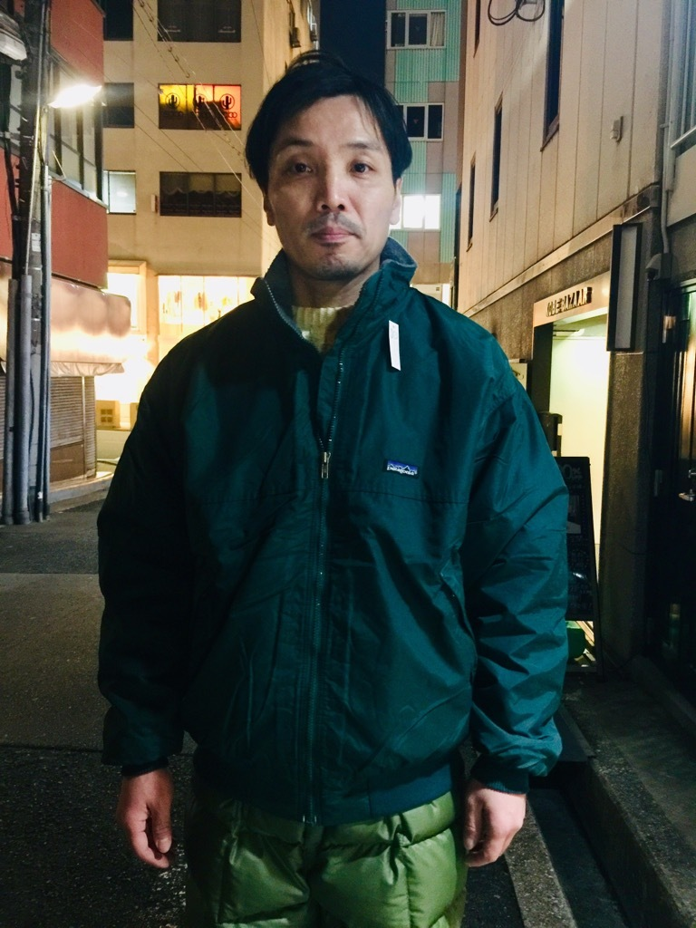 マグネッツ神戸店 2/2(土)Superior入荷! #3 Patagonia Fleece Item!!!_c0078587_19025712.jpg