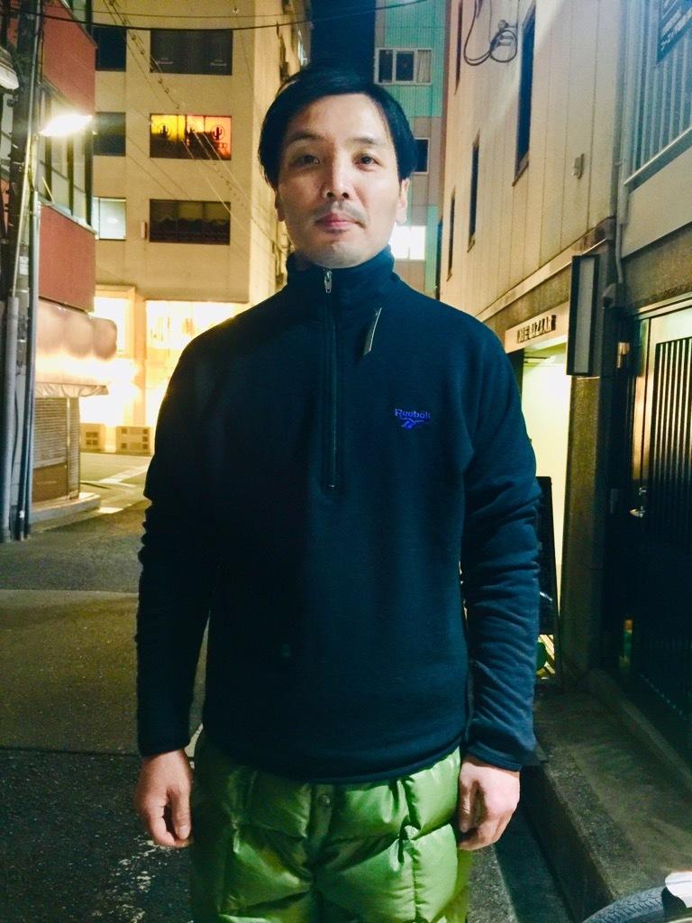 マグネッツ神戸店 2/2(土)Superior入荷! #3 Patagonia Fleece Item!!!_c0078587_19025735.jpg