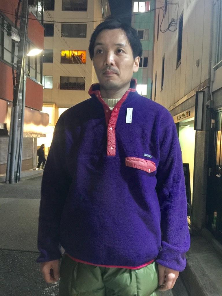 マグネッツ神戸店 2/2(土)Superior入荷! #3 Patagonia Fleece Item!!!_c0078587_19025743.jpg