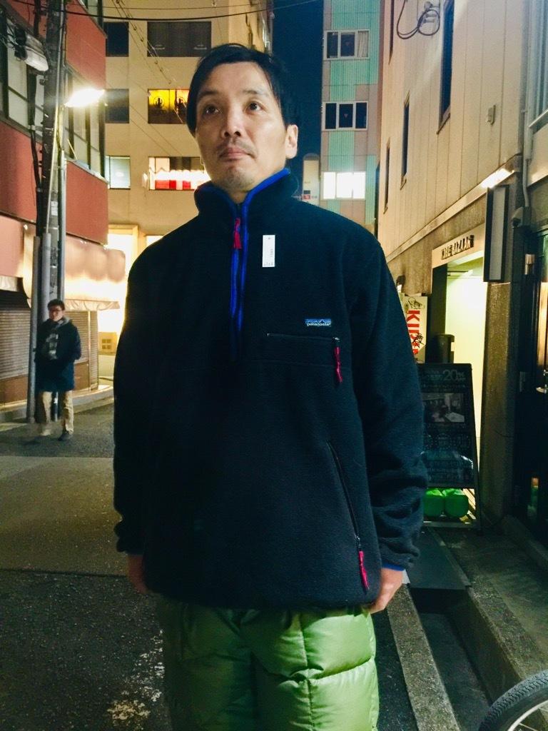 マグネッツ神戸店 2/2(土)Superior入荷! #3 Patagonia Fleece Item!!!_c0078587_19025789.jpg