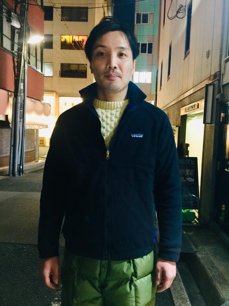 マグネッツ神戸店 2/2(土)Superior入荷! #3 Patagonia Fleece Item!!!_c0078587_19025822.jpg