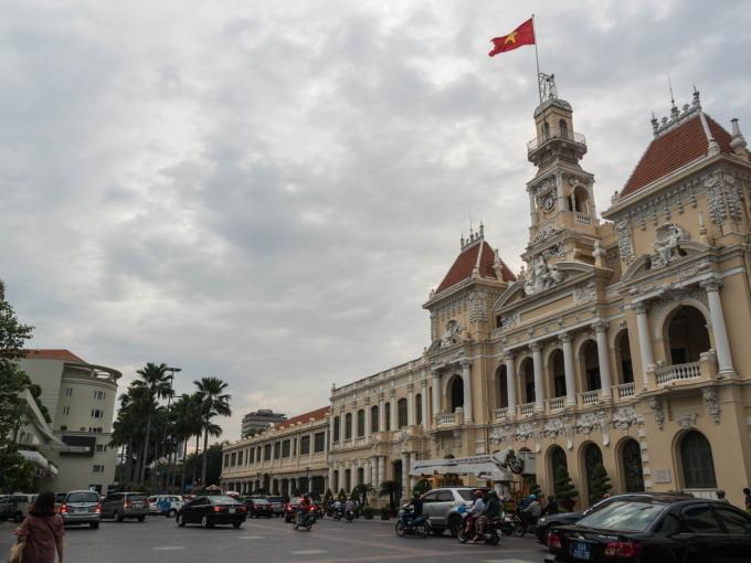 2018ニャチャン・ホーチミン(ベトナム)vol.7~サイゴンの街中散策~_f0276498_09170264.jpg
