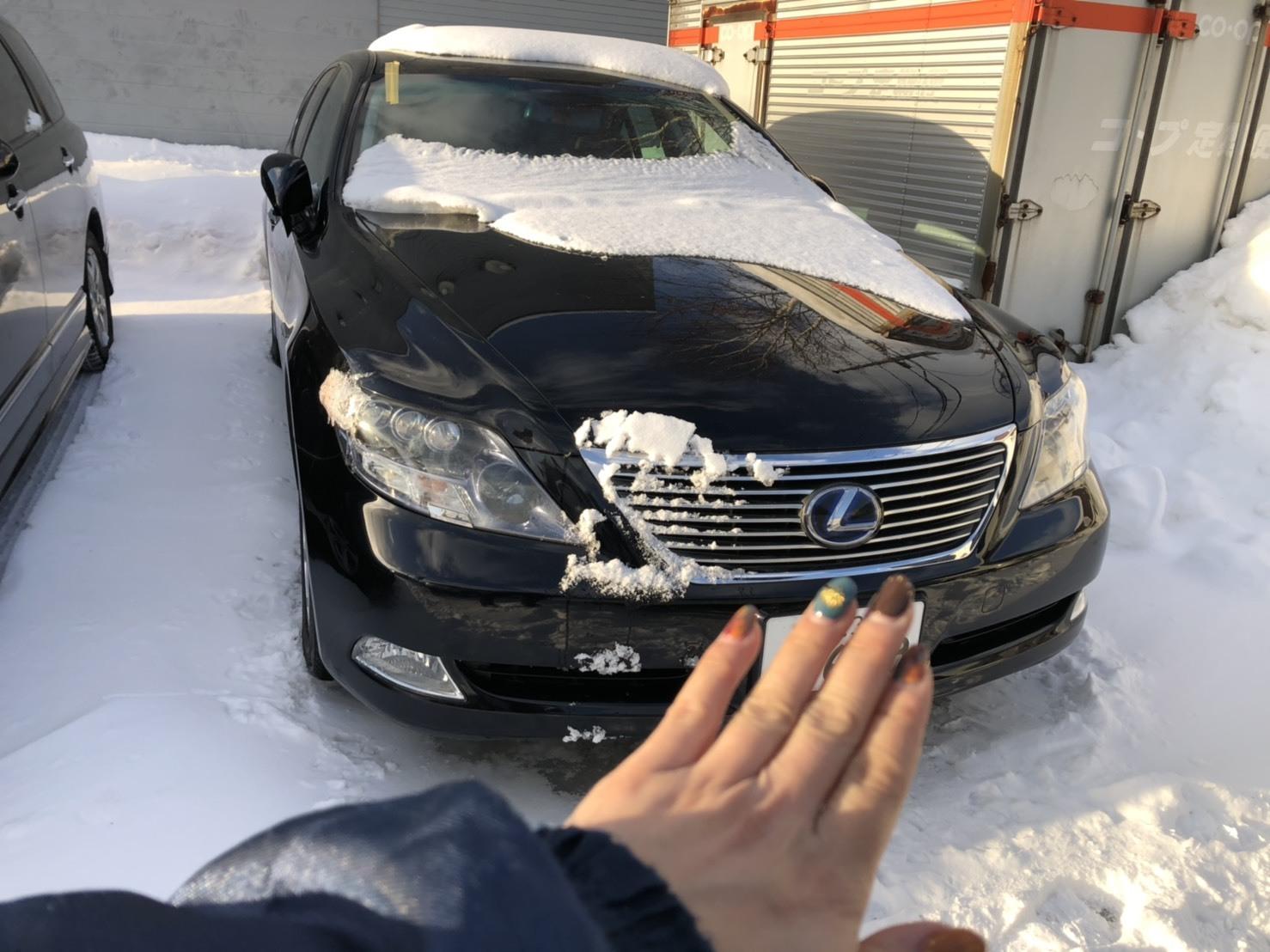 2月10日(日)M様アルファードご成約♡K様新車プラド納車♡ランクル TOMMY🌟_b0127002_20050121.jpg