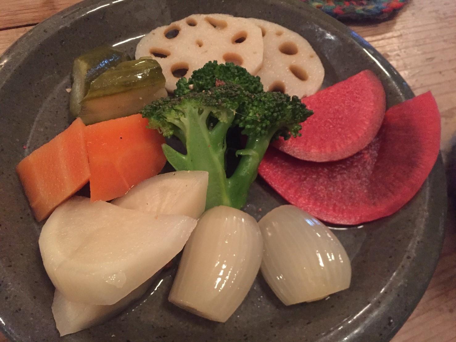 TAO CAFE にて夕食_e0115904_02125793.jpg
