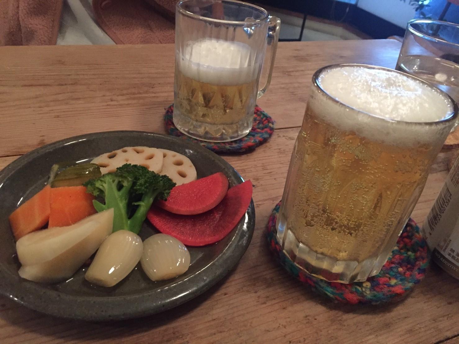 TAO CAFE にて夕食_e0115904_02125814.jpg