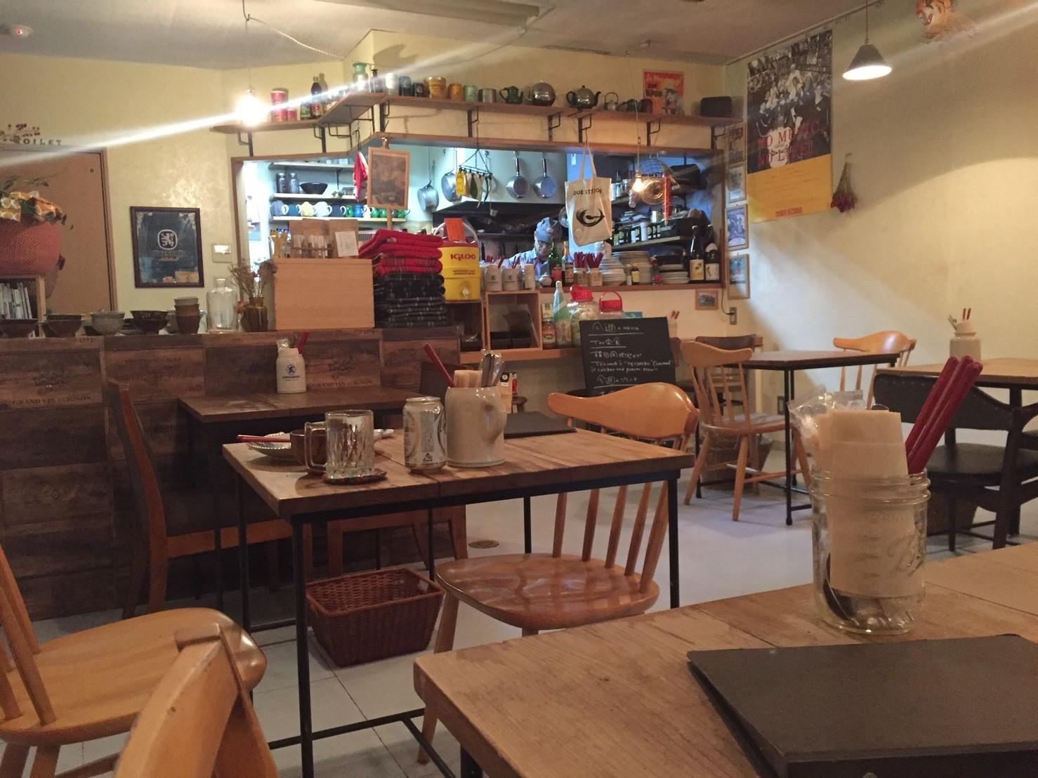 TAO CAFE にて夕食_e0115904_02422681.jpg