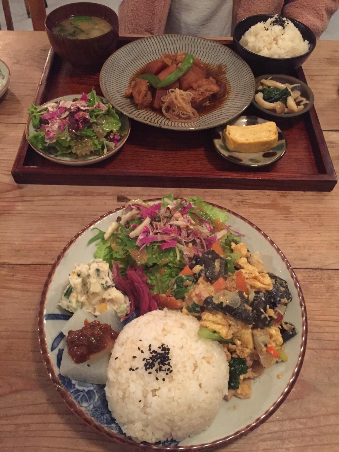 TAO CAFE にて夕食_e0115904_02440104.jpg