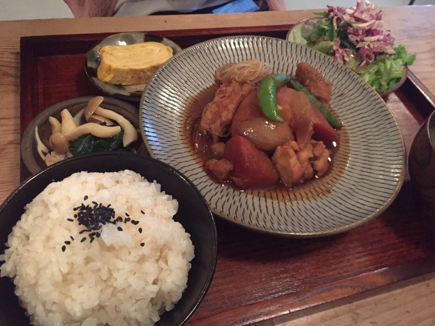 TAO CAFE にて夕食_e0115904_02444392.jpg