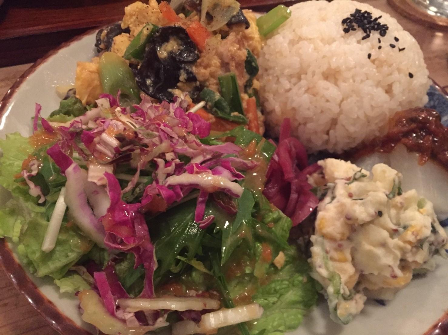 TAO CAFE にて夕食_e0115904_02531733.jpg