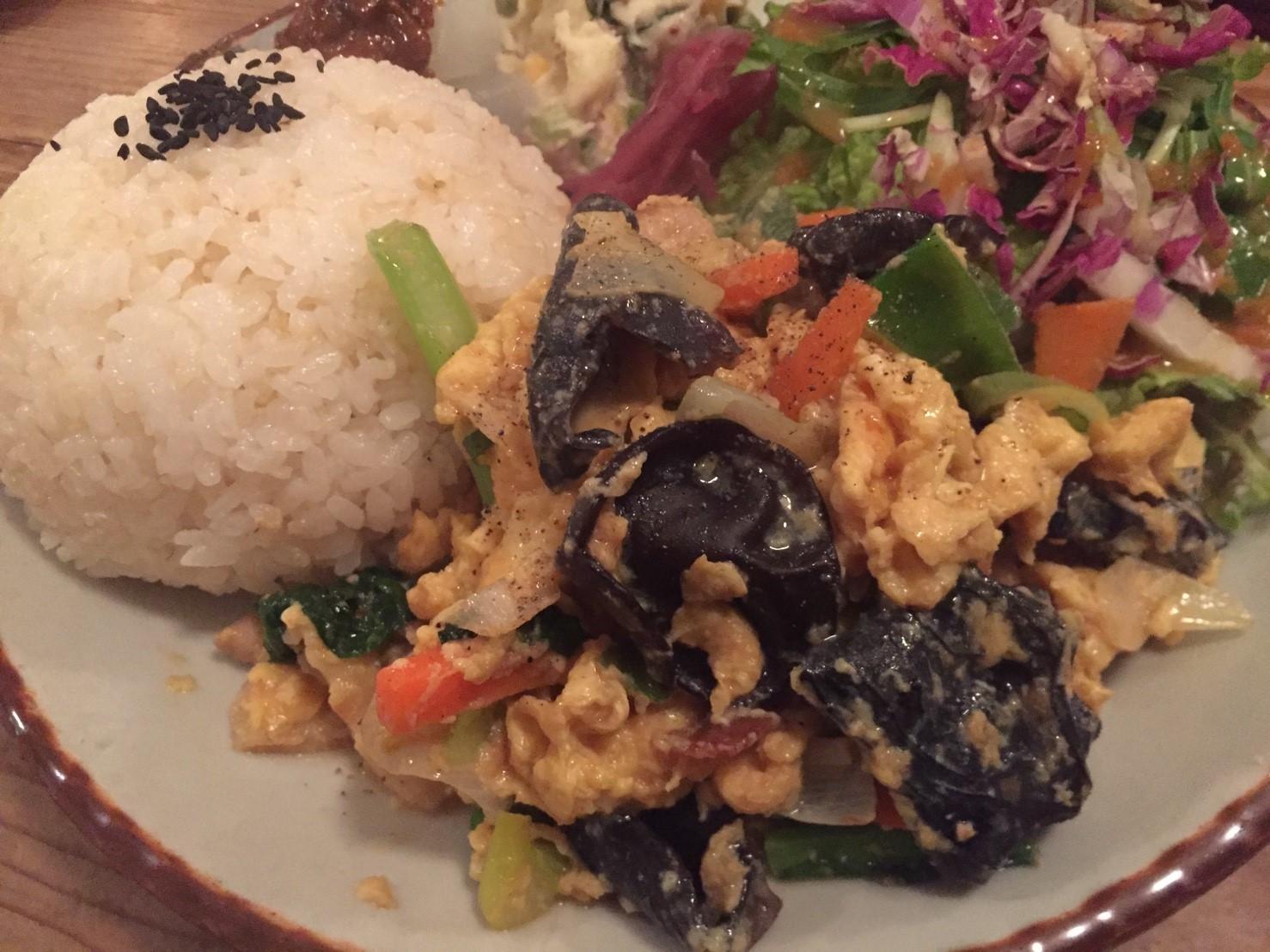 TAO CAFE にて夕食_e0115904_02531821.jpg