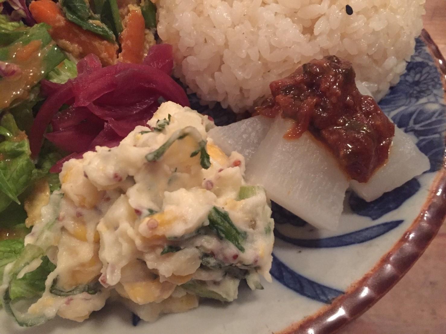 TAO CAFE にて夕食_e0115904_02531858.jpg