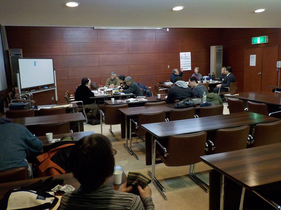 2019年1月29日(火) 合同学習会 運営会議_f0202120_07582550.jpg