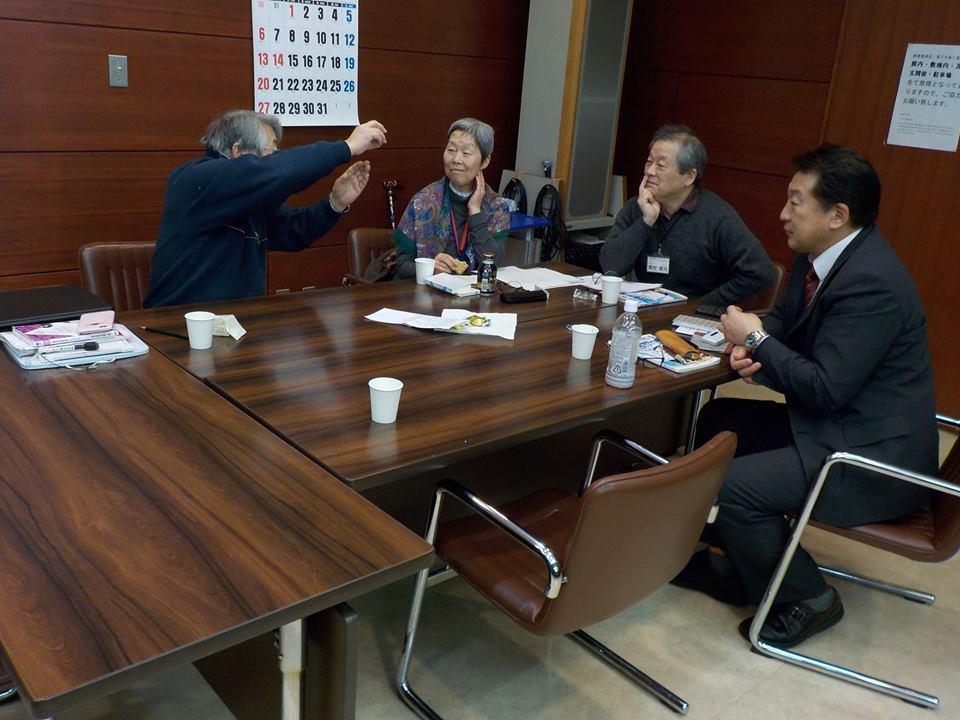 2019年1月29日(火) 合同学習会 運営会議_f0202120_08001625.jpg