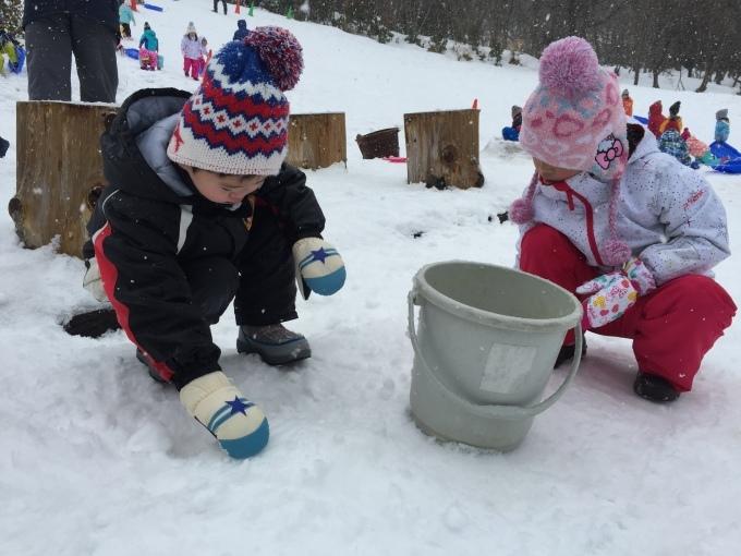 4.5歳児 〜雪遊び〜_b0117125_17041436.jpeg