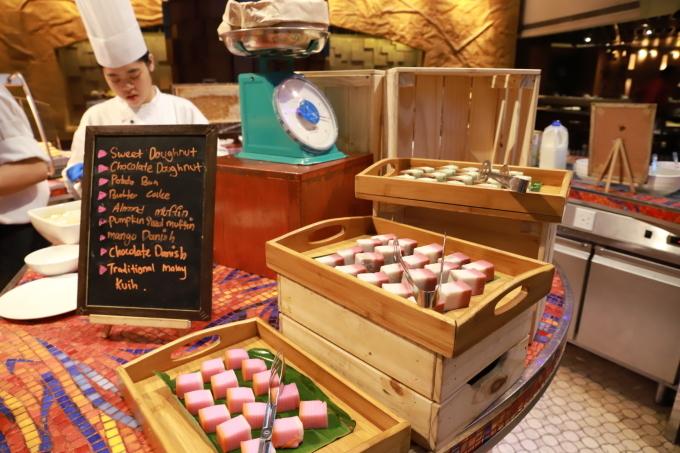 *シェラトン インペリアル クアラルンプール/朝食* マレーシア旅行 - 9 -_f0348831_22404206.jpg