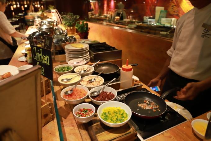 *シェラトン インペリアル クアラルンプール/朝食* マレーシア旅行 - 9 -_f0348831_22411453.jpg