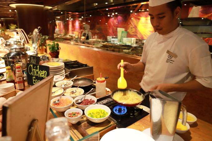 *シェラトン インペリアル クアラルンプール/朝食* マレーシア旅行 - 9 -_f0348831_22411692.jpg
