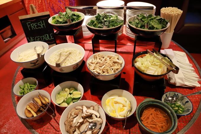 *シェラトン インペリアル クアラルンプール/朝食* マレーシア旅行 - 9 -_f0348831_22412732.jpg