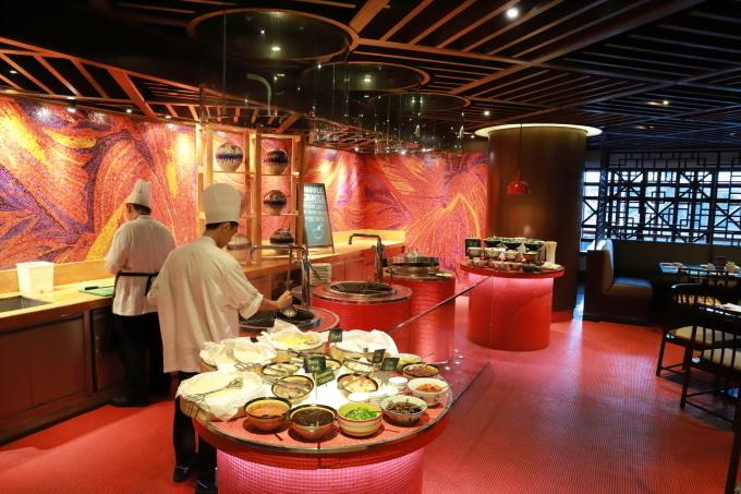 *シェラトン インペリアル クアラルンプール/朝食* マレーシア旅行 - 9 -_f0348831_22412853.jpg