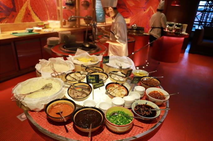*シェラトン インペリアル クアラルンプール/朝食* マレーシア旅行 - 9 -_f0348831_22500351.jpg