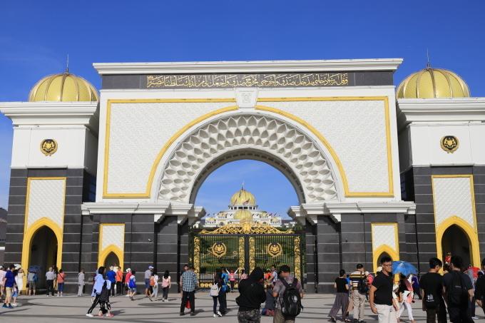 【マレーシア王宮 ISTANA NEGARA】マレーシア旅行 - 10 -_f0348831_23041336.jpg