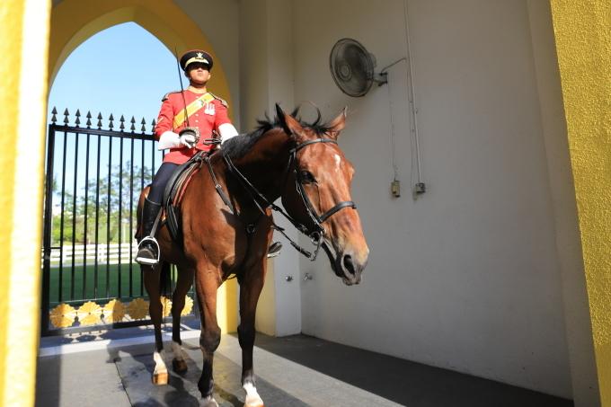 【マレーシア王宮 ISTANA NEGARA】マレーシア旅行 - 10 -_f0348831_23081898.jpg