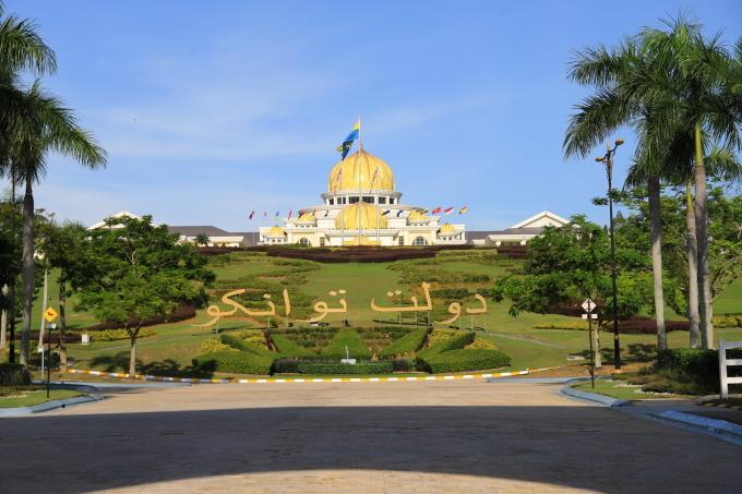 【マレーシア王宮 ISTANA NEGARA】マレーシア旅行 - 10 -_f0348831_23084803.jpg