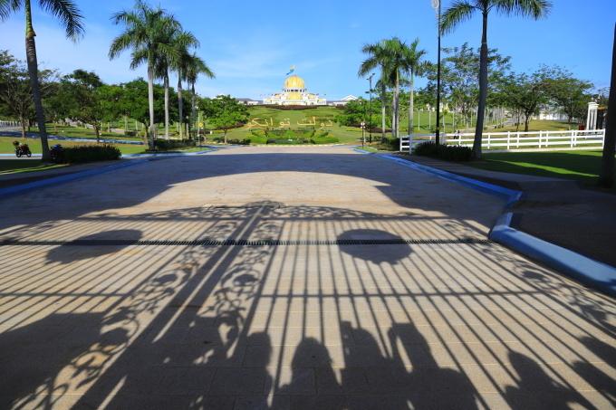 【マレーシア王宮 ISTANA NEGARA】マレーシア旅行 - 10 -_f0348831_23085065.jpg