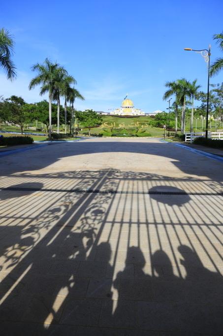 【マレーシア王宮 ISTANA NEGARA】マレーシア旅行 - 10 -_f0348831_23085162.jpg