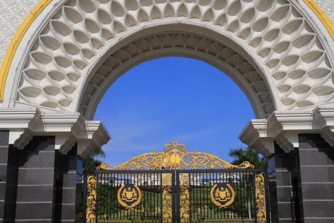 【マレーシア王宮 ISTANA NEGARA】マレーシア旅行 - 10 -_f0348831_23092745.jpg