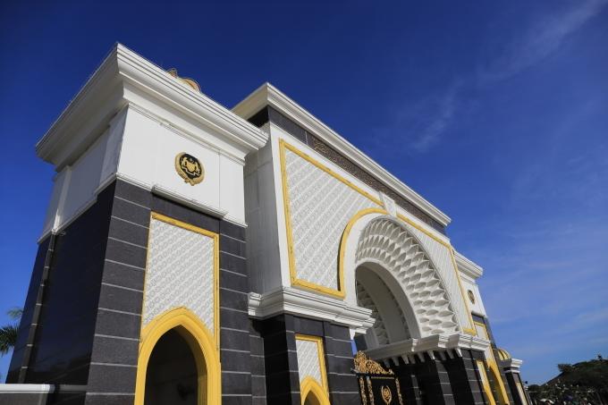【マレーシア王宮 ISTANA NEGARA】マレーシア旅行 - 10 -_f0348831_23093961.jpg