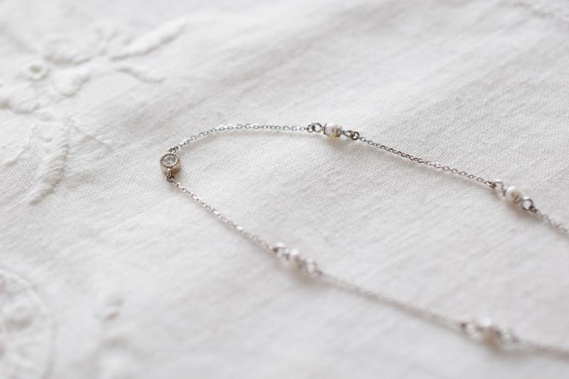 ダイアモンドとミルグレイン、そしてパールのブレスレット_e0131432_20571435.jpg