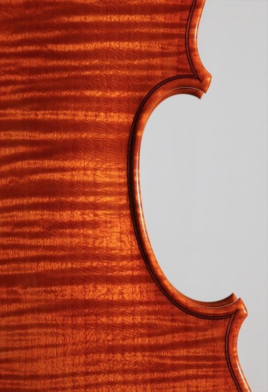 2016年 アマティ・モデル・ヴァイオリン_a0197551_05100408.jpg