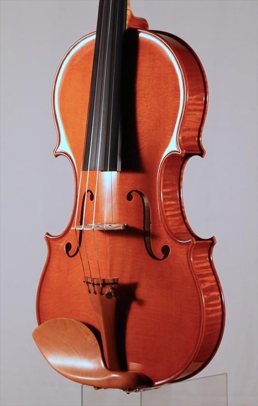 2016年 アマティ・モデル・ヴァイオリン_a0197551_05113971.jpg