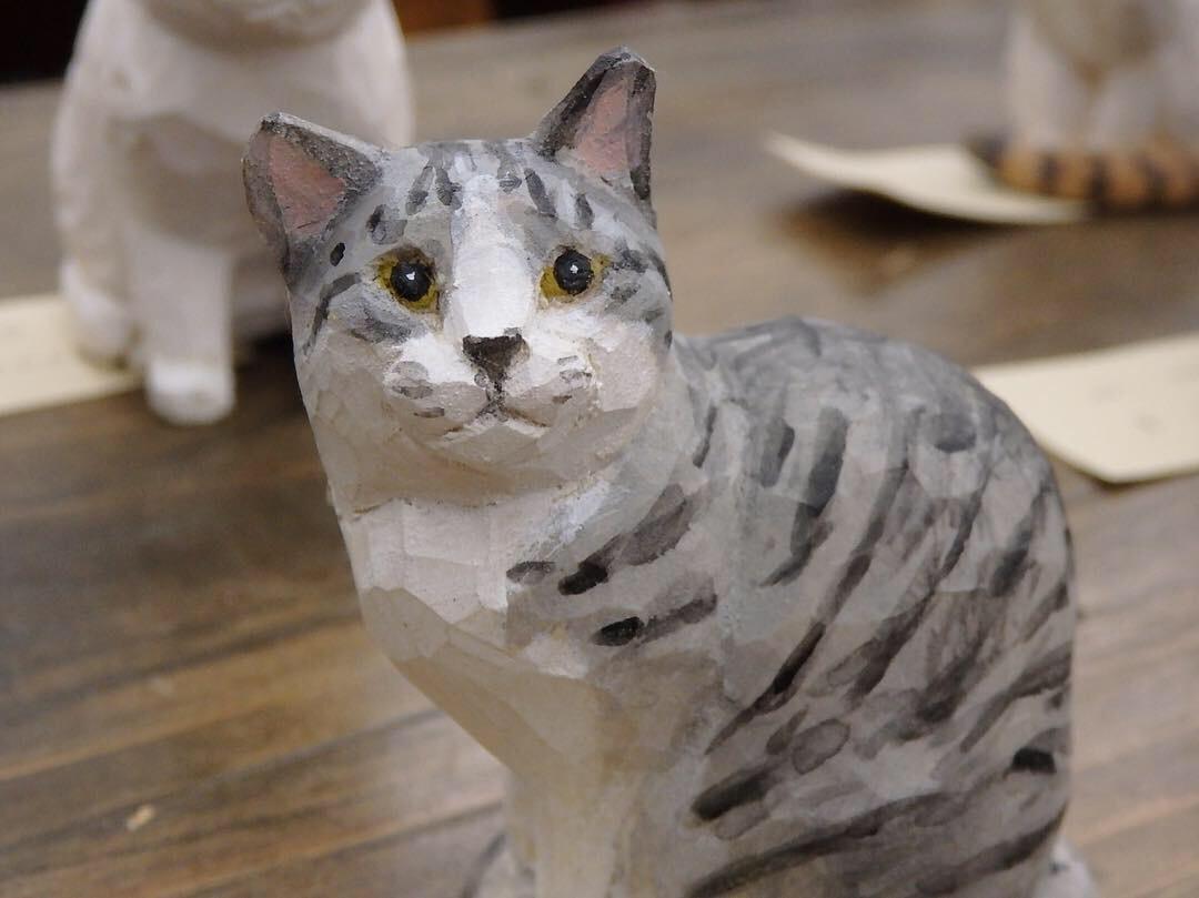 【どうして猫が好きかっていうと…ね。バンナイリョウジ作品展】のお知らせ。_e0060555_10061879.jpg