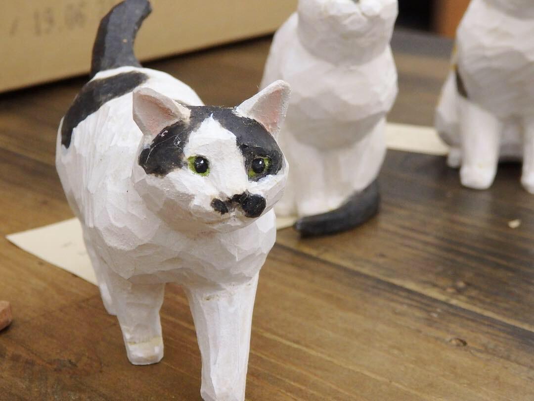 【どうして猫が好きかっていうと…ね。バンナイリョウジ作品展】のお知らせ。_e0060555_10062010.jpg