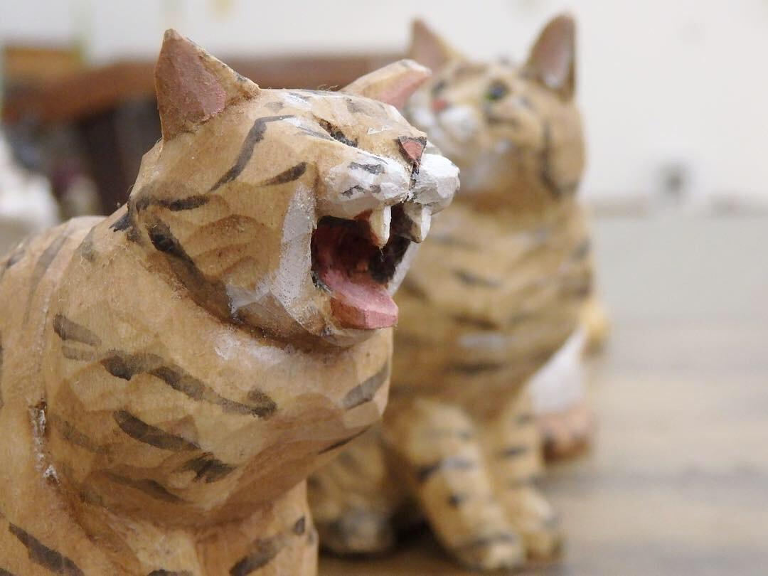 【どうして猫が好きかっていうと…ね。バンナイリョウジ作品展】のお知らせ。_e0060555_10062173.jpg
